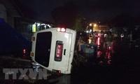 Viele Tote bei Tsunami in Indonesien