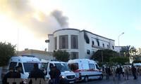 UNO verurteilt Angriff auf libysches Außenministerium in Tripolis