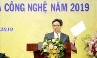 Konferenz zur Umsetzung der Aufgaben des Wissenschafts- und Technologiesektors für 2019