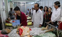 Parlamentspräsidentin Nguyen Thi Kim Ngan besucht Tien Giang