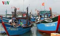 Befristete Erschließung zum Management und zur Bewahrung von Meeresfrüchten