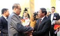 Hochrangige Delegation der Arbeiterpartei Nordkoreas besucht die Stadt Haiphong