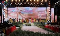 Ho Chi Minh Stadt: Eröffnung des 6. Ao Dai-Festes