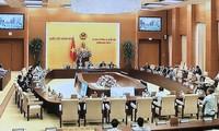 Ständiger Parlamentsausschuss: Aufbau der starken Milizen