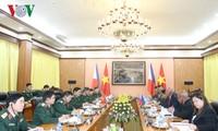 Verstärkung der Verteidigungszusammenarbeit zwischen Vietnam und den Philippinen