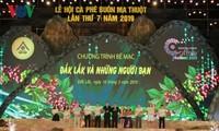 Abschluss des Kaffee-Festivals Buon Ma Thuot