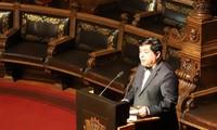 Minister Nguyen Chi Dung nimmt am Liebesmahl in Hamburg teil