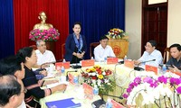 Parlamentspräsidentin Nguyen Thi Kim Ngan besucht Provinz Kon Tum