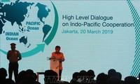 Hochrangiger Dialog über Zusammenarbeit im Indo-Pazifischen Raum