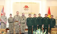 Vietnam und Großbritannien verstärken Zusammenarbeit in der Militärmedizin