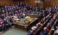 Brexit: Britisches Unterhaus lehnt zum dritten Mal das Brexit-Abkommen ab