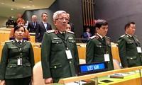 Vietnam bekräftigt erneut seine Verpflichtungen zur Beteiligung an UN-Friedensmissionen