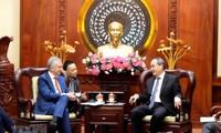 Ho Chi Minh Stadt und Frankfurt fördern Zusammenarbeit in Technologie