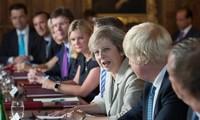Brexit: Britische Regierung sucht eine vierte Abstimmung über Brexit-Abkommen mit EU