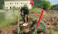 Engagement der Gesellschaft für die Beseitigung von Minenfolgen nach dem Krieg