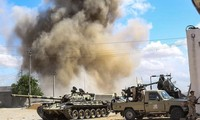 Libyen: Zusammenstößen in der Umgebung von Tripolis