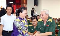 Parlamentspräsidentin Nguyen Thi Kim Ngan nimmt an Feier zum 44. Jahrestag der Befreiung der Stadt Can Tho teil