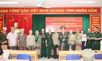 Aktivitäten zum 65. Jahrestag des Sieges in Dien Bien Phu