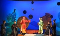 Das Landesfestival für den Volksgesang Tuong und das Theater-Drama