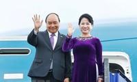 Besuche von Premierminister Nguyen Xuan Phuc in Russland, Norwegen und Schweden gehen zu Ende