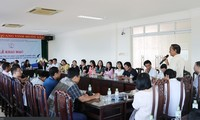 Eröffnung des Austauschprogramms vietnamesischer Fotografen
