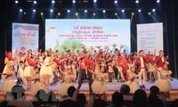 Eröffnung des Familienfestes der Provinzen im Südosten