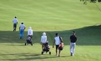Das Golfturnier Caddies Championship 2019