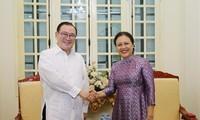 Verstärkung der freundschaftlichen Zusammenarbeit zwischen Vietnam und den Philippinen