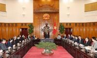 Verpflichtung: Vietnamesische Regierung schafft günstigen Bedingungen für Singapurs Unternehmen