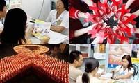 Förderung der AIDS-, Drogen- und Prostitutionsbekämpfung im letzten Halbjahr