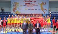 China gewinnt die Asiatische U23-Frauen-Volleyball-Meiterschaft 2019