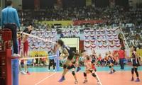 Vietnam zieht ins Vietnam zieht ins Finale des Volleyball-Turniers VTV Ton Hoa Sen-Pokal ein