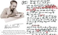 Ratschläge im Testament Ho Chi Minhs zum Parteiaufbau