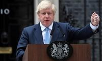 Großbritanniens Premierminister Boris Johnson will keine Brexit-Verschiebung, auf keinen Fall