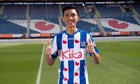 Doan Van Hau spielt bei SC Heerenveen in den Niederlanden