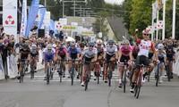 Vietnamesische Radrennenmeisterin gewinnt Radrennen Grand Prix de Fourmies in Frankreich