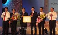 Aufbau der Kleinstadt Quang Tri zu einer Stadt des Friedens
