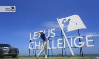 Fast 100 Golfer beteiligen sich am Golfturnier Lexus Challenge 2019 in Hue