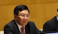 Vietnam strengt sich zur Erfüllung der multilateralen Verantwortung an