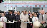 Werbung für Kultur Vietnams bei Internationaler Messe von Metz in Frankreich