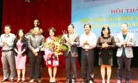 Präsentation des Verbandes der vietnamesischen Wissenschafts- und Technologieunternehmen