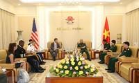 Förderung der Zusammenarbeit zwischen Vietnam und USA in der Verteidigung