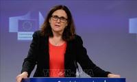 EU kündigt Gegenmaßnahmen gegen US-Strafzölle an