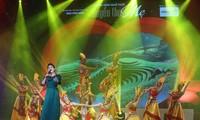 """Tag der vietnamesischen Frauen: Kunstprogramm """"Mutterlegende"""""""
