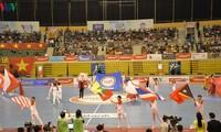 Eröffnung der Futsal-Südostasienmeisterschaft 2019