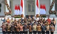 Indonesien veröffentlicht neues Kabinett