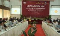 """Internationales Seminar """"Leitung und öffentliche Politik"""""""
