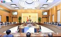 Parlamentspräsidentin Nguyen Thi Kim Ngan trifft ausgezeichnete Wissenschafts- und Technologie-Intellektuellen