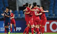 U19-Fußball-Asienmeisterschaft der Frauen: Vietnam gegen Australien