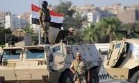 Zahlreiche Terrorverdächtige bei Anti-Terror-Kampf in Ägypten getötet